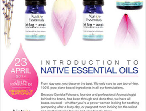 Introduction to Native Essentials Oils